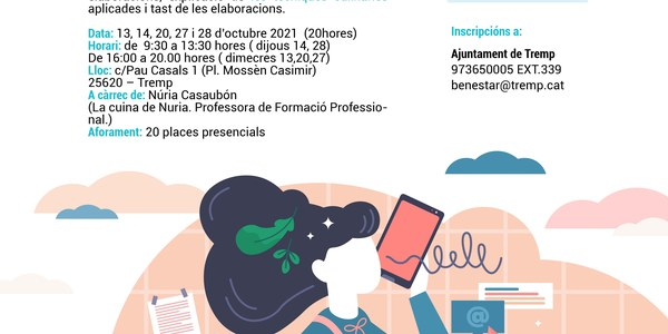 Formació: Cuina catalana i internacional