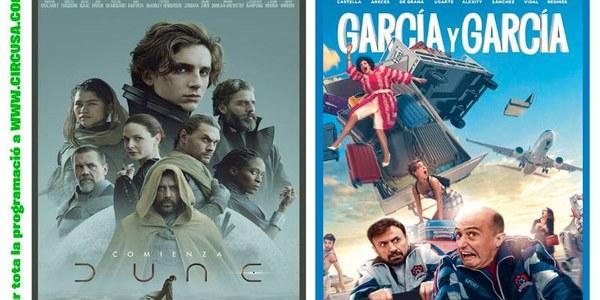 Les pel·lícules d'aquest cap de setmana a La Lira