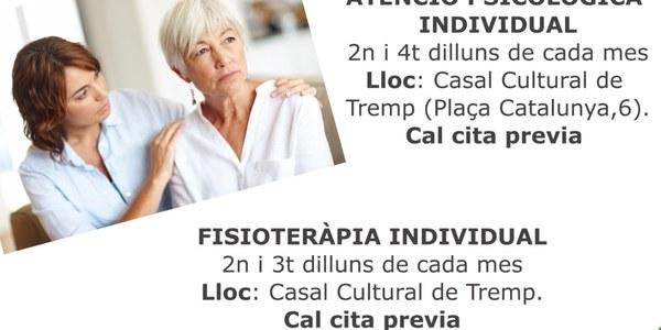 Serveis com a part del tractament oncològic