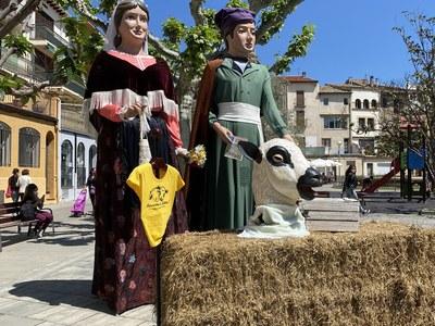 Bona acollida de la fira de Tremp, Pallars Terra de Corder