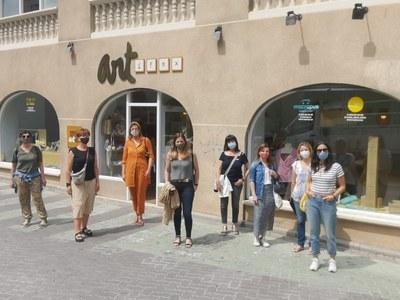El Projecte #FemPallars visita experiències d'èxit a Manresa