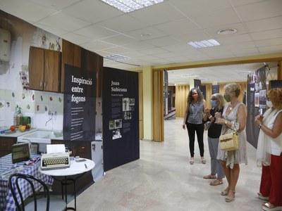 Exposició Joan Subirana, Una vida filant paraules