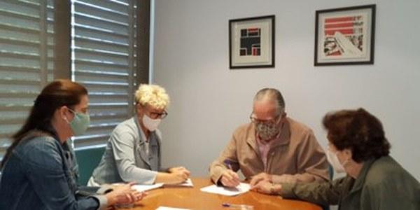 Ingressa a l'arxiu el fons personal de Jesús Mir i Amat, fill adoptiu de Tremp des de l'any 2002