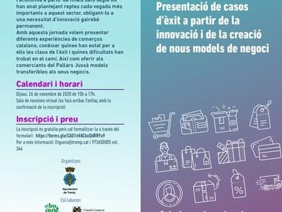 Jornada professional per al comerç del Pallars Jussà