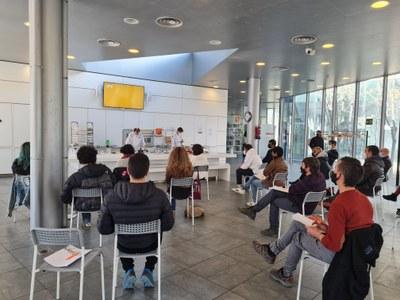 Restauradors del Pallars es formen en innovació a les instal•lacions de Fundació Alicia