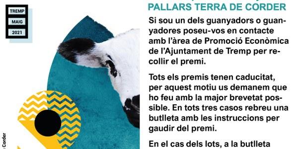 Sortejats els premis de la fira Pallars Terra de Corder 2021