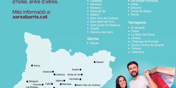 """Torna a Tremp la campanya de promoció del comerç local i turisme """"Compra i descobreix Catalunya"""""""