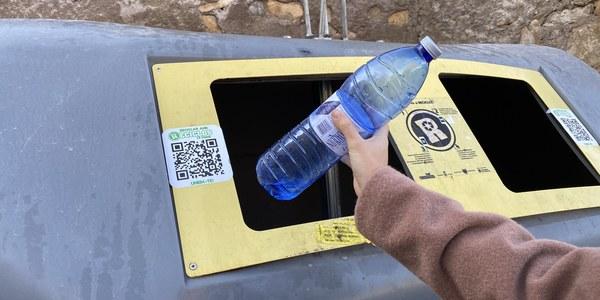 Tremp, el nou municipi català que aposta per RECICLOS, el sistema de reciclatge amb recompensa d'Ecoembes